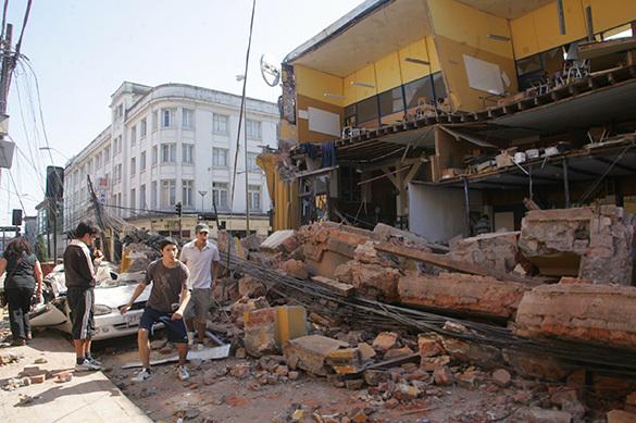 Ученые предостерегают: столицу Чили поразит «землетрясение века»