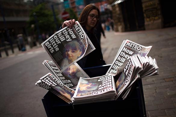 Игорь МОРОЗОВ – о том, почему Британия не хочет бороться с терро