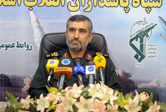 Тегеран: КСИР может обосновать поддержку ИГИЛ состороны Америки