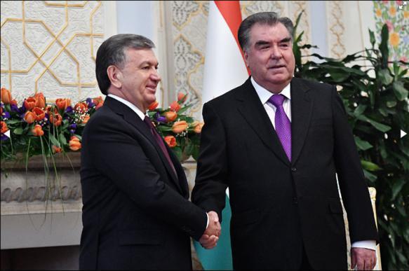 Таджикистан и Узбекистан: конец холодной войне. 391016.jpeg
