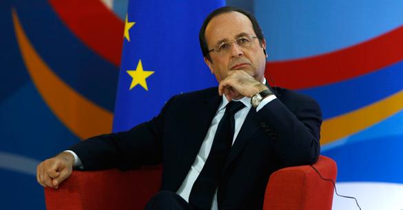 Олланд отказал Порошенко в миротворческой миссии. франсуа олланд