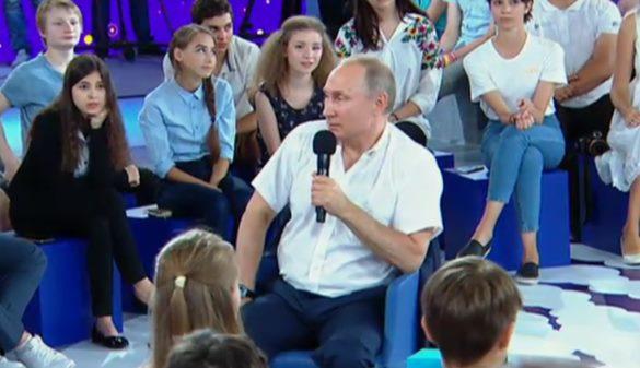 """Десять ответов Путина из """"Недетского разговора"""". 372017.jpeg"""