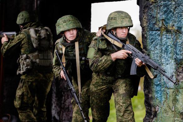 В армии России появятся солдаты-невидимки. В армии России появятся солдаты-невидимки