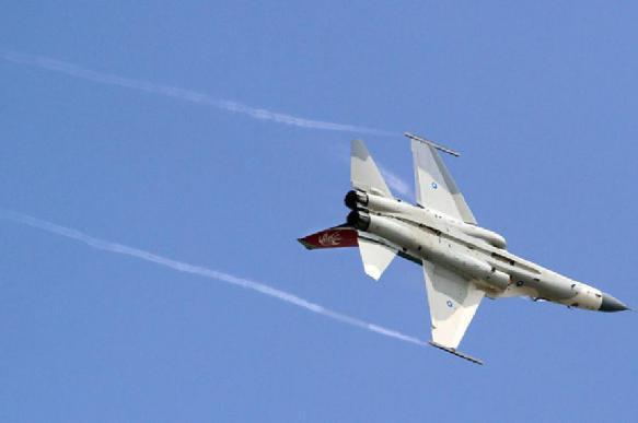 Самолеты ВВС Тайваня перехватили два истребителя КНР. 402017.jpeg