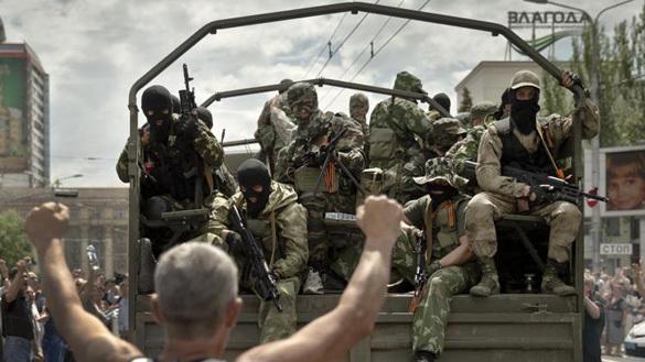 Под Славянском защитники Донецкой народной республики уничтожали