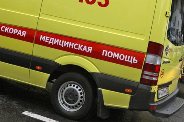 Пассажирский поезд протаранил автобус под Владимиром. 377018.jpeg