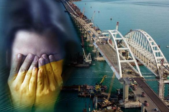 На Украине считают, что Крымский мост ненадежен и опасен. 397018.jpeg