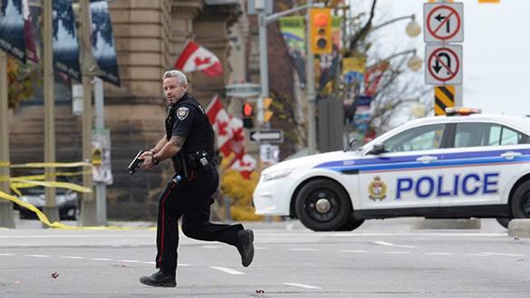 Канадский стрелок оказался сыном высокопоставленной чиновницы. Стрелок в Канаде - сын высокопоставленной чиновницы
