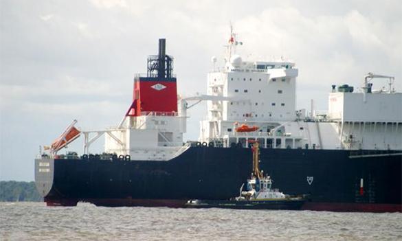 The Financial Times: Американские нефтяники используют судно с нацистским названием. судно нефть