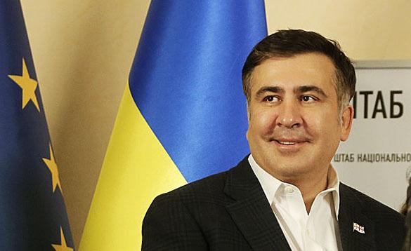 Саакашвили: За мной постоянно следую грузинские агенты. Саакашвили