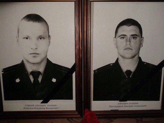 Убиты четверо подозреваемых в нападении на полицейских в Астраха