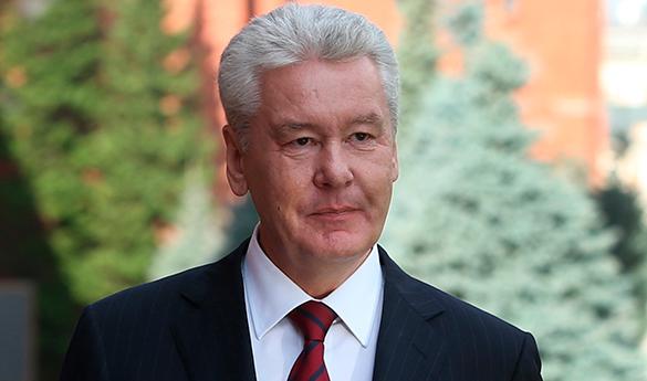 Лучших врачей Москвы поздравил мэр Собянин