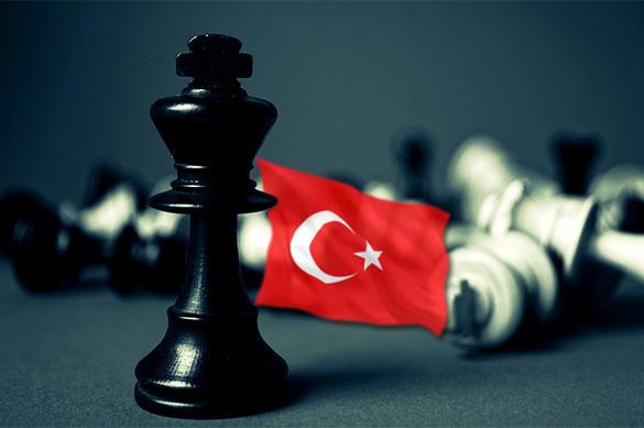 МинобороныРФ: Турция начала операцию вСирии из-за провокационных шагов США