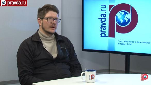 Эксперт: Украина официально стала фашистским государством. Антон Гурьянов