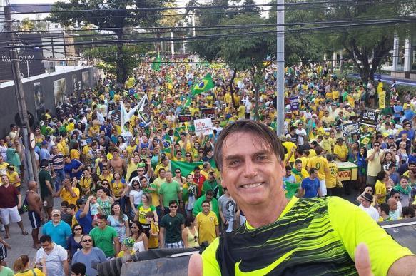 Почему Бразилия проголосовала за