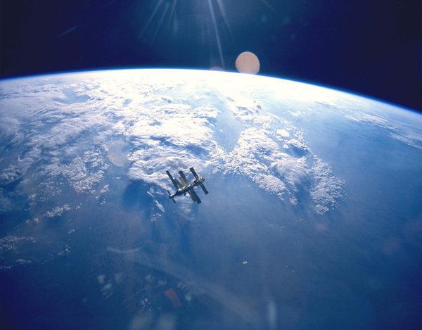 Дизайнер из Швеции предложил символ Земли для межпланетных полетов.
