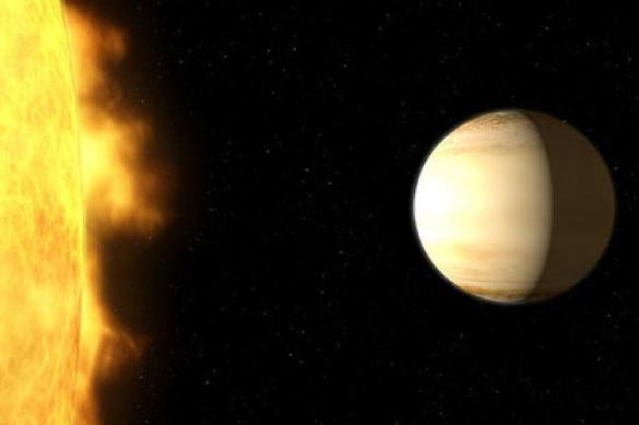 Астрономы обнаружили заполненную водой гигантскую планету WASP-39b