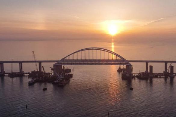 Автомобилисты поставили новый рекорд интенсивности движения на Крымском мосту. 388021.jpeg