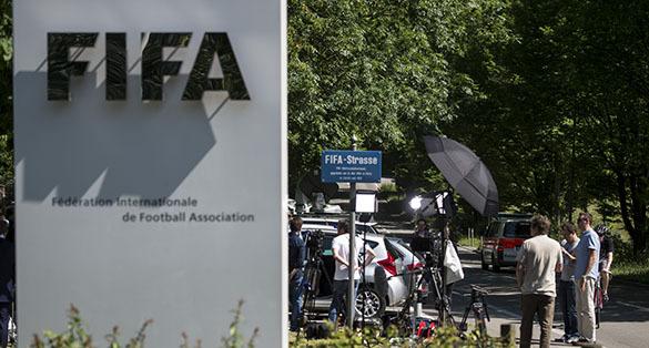 Представитель ФБР никак не комментирует возможное расследование решения о ЧМ 2018 и 2022. ФИФА