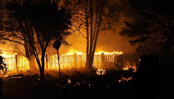 Пожар в Стерлитамаке убил 12 человек
