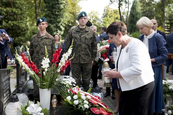 В Польше вспомнили события начала Второй мировой войны. В Польше вспомнили события начала Второй мировой войны