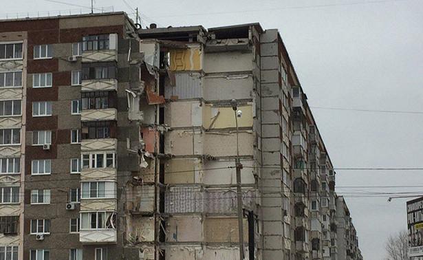 В Ижевске разрешили зайти в квартиры жителям обрушившегося дома. В Ижевске разрешили зайти в квартиры жителям обрушившегося дома