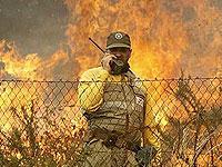 Четверо испанских пожарных погибли при тушении огня в