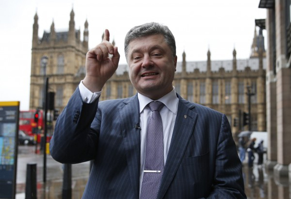 Украинские силовики отказываются подчиняться Порошенко. Порошенко