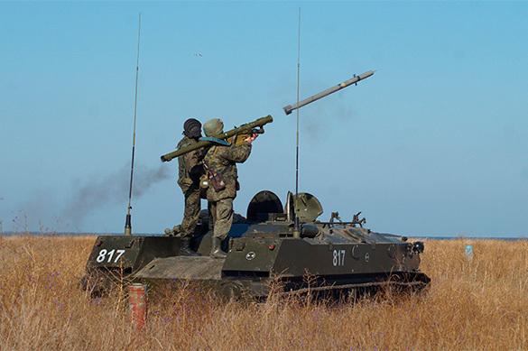 Военные ЦФО подняты по тревоге