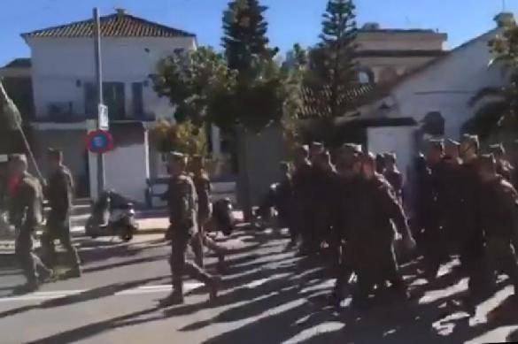Харви Ванштейн отдыхает: армию Испании уличили в секстизме. 381024.jpeg