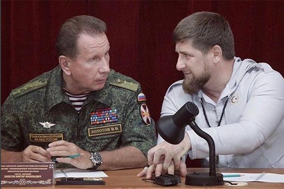 Кадыров – о цели боевиков, напавших на воинскую часть в Чечне
