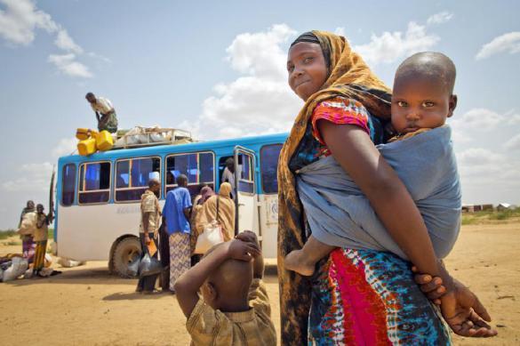 За последние пять лет в мире погибли свыше 30 тысяч мигрантов. 397025.jpeg