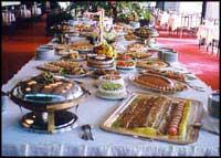 Турция – особенности питания