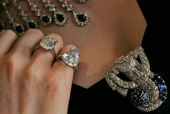 В Москве у сотрудницы полиции украли драгоценности на 1,5 млн ру