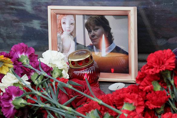 В Петербурге опознали всех жертв взрыва в метро