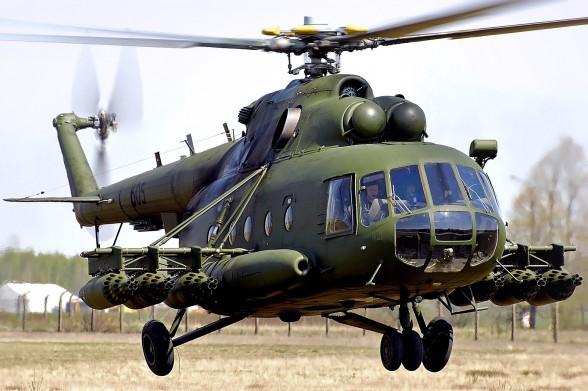 В Ираке упал вертолет Ми-17: семь человек погибли. В Ираке упал вертолет Ми-17: семь человек погибли