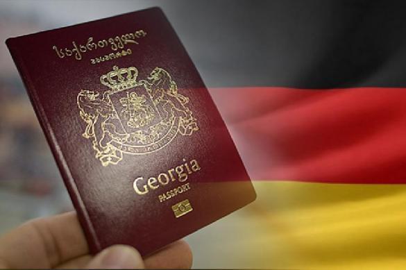 В Германии потребовали отобрать безвиз у Грузии. 383026.jpeg