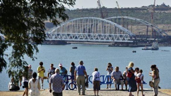 Русским объяснили, почему американцы могут призывать к взрывам мостов в России. 387026.jpeg