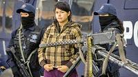 Мексиканская полиция арестовала девушку, перевозившую зенитный