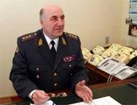 Экс-глава ГУВД Пронин будет служить в мэрии