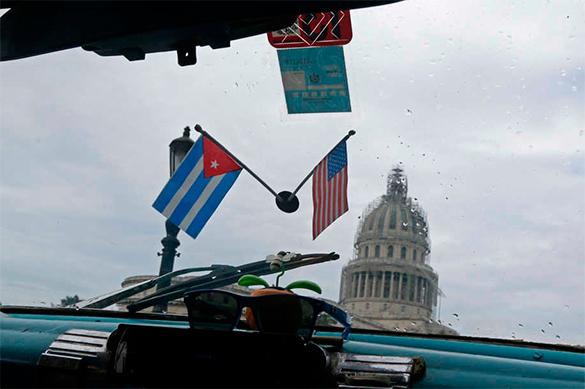 Обама: Эмбарго против Кубы снимут при следующем президенте США