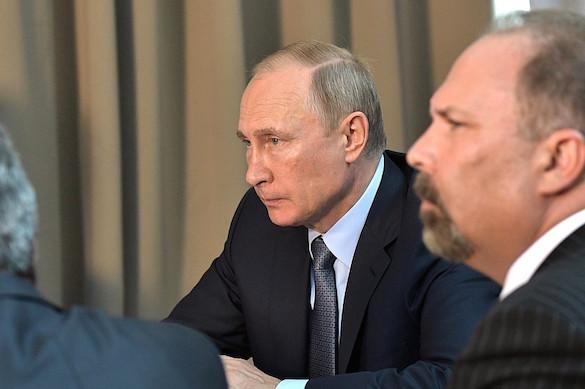 Путин сделал заявление про выдвижение на новый срок. 373027.jpeg