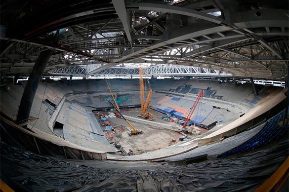 Стоимость стадиона Зенита может вырасти на 4 миллиарда рублей