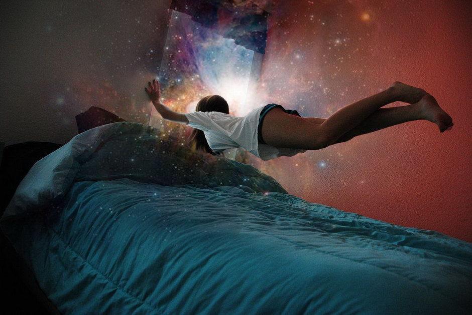 Найдены способы контролировать сновидения, делать их яркими и хорошо высыпаться. Найдены способы контролировать сновидения, делать их яркими и хо