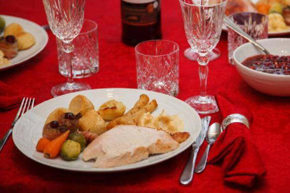 Названы пять побочных эффектов новогоднего застолья. Названы пять побочных эффектов новогоднего застолья