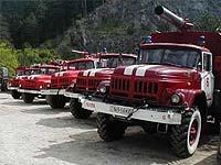 Ситуация с горящей в Забайкалье тайгой взята под контроль