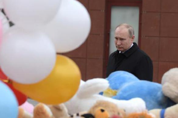 Горе великое, сядут все: Путин встретился с кемеровчанами. 385029.jpeg