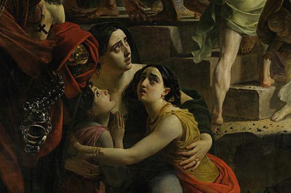 Результат новых исследований: страдания жителей Помпей были ужасающими. 394029.jpeg