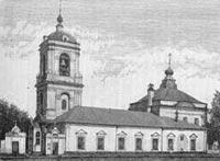 На Преображенской площади восстановят храм