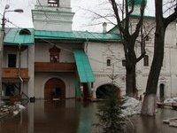 Псковскому монастырю удалось спасти от паводка уникальные фрески. 236030.jpeg